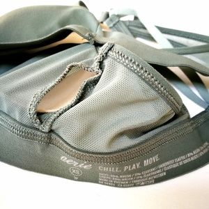 aerie Intimates & Sleepwear - AERIE PLAY STRAPPY SPORTS BRA